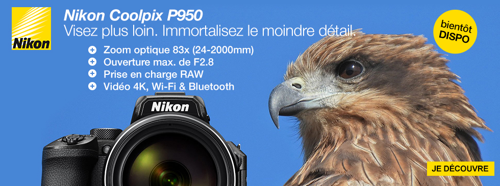 Nikon - New Coolpix P950